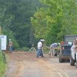 Grants Mill Road Bridge Construction