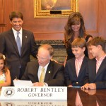 Hagen Act Bill Signing
