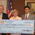 Community Grant Presentation for Trussville City Schools