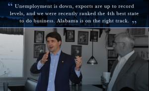 Alabama on Track